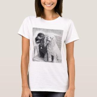 T-shirt Caniches