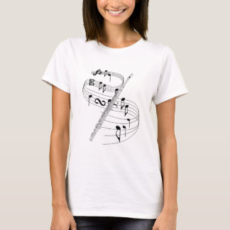 T-shirt Cannelure