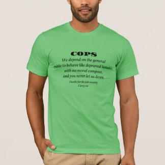 T-shirt Cannettes de fil