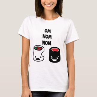 T-shirt Cannibale de sushi