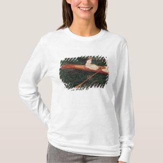 T-shirt Canotage de Claude Monet | sur la rivière Epte