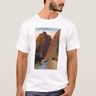 T-shirt Canyon du sud de Cheyenne