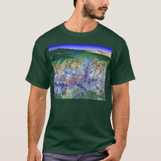 T-shirt Canyon grand 3D de la NASA