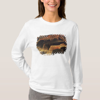 T-shirt Canyon grand de la jante du sud au coucher du