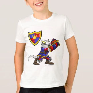 T-shirt Capitaine 1 d'équipe de Meridell