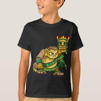 T-shirt Capitaine 1 d'équipe d'île de mystère