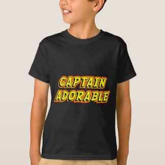 T-shirt Capitaine Adorable