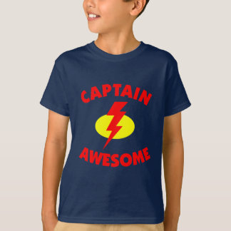 T-shirt Capitaine Awesome
