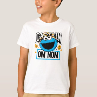 T-shirt Capitaine Cookie Monster
