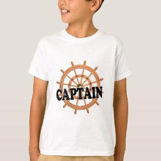 T-shirt Capitaine de défibreurs