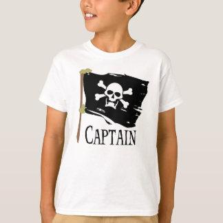 T-shirt Capitaine de jolly roger