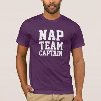 T-shirt Capitaine d'équipe de petit somme