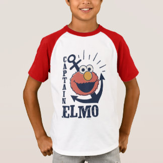 T-shirt Capitaine Elmo