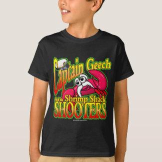 T-shirt Capitaine Geech