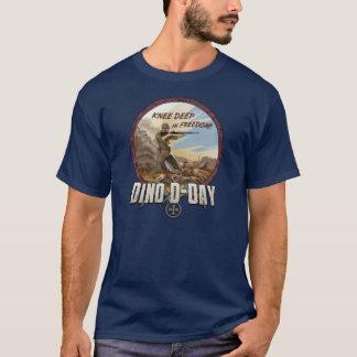 T-shirt Capitaine Hardgrave Shirt du le jour J de Dino