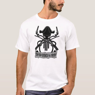 T-shirt Capitaine Kraken
