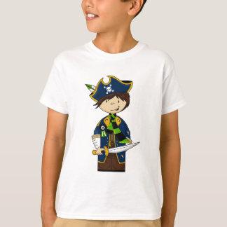 T-shirt Capitaine mignon Tee de pirate