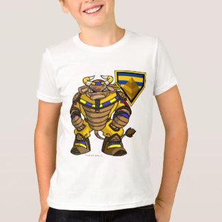 T-shirt Capitaine perdu 1 d'équipe de désert
