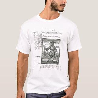 T-shirt Capitaine Teach, alias barbe noire