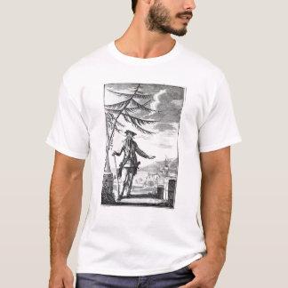 T-shirt Capitaine Teach, généralement appelé Blackbeard