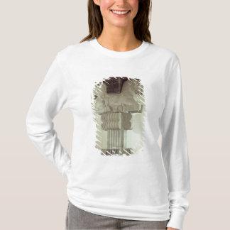 T-shirt Capital dans le style persan