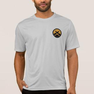 T-shirt capital de séance d'entraînement de Katori