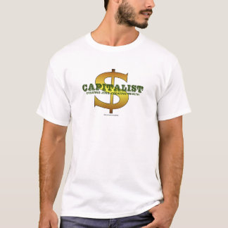 T-shirt Capitaliste