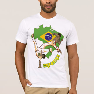 T-shirt CAPOEIRA_ fort