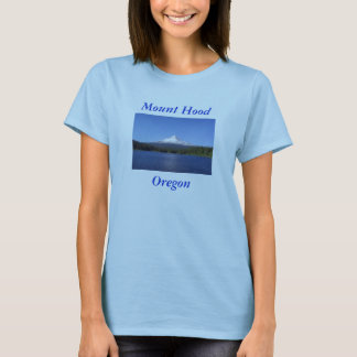 T-shirt Capot de bâti, Orégon