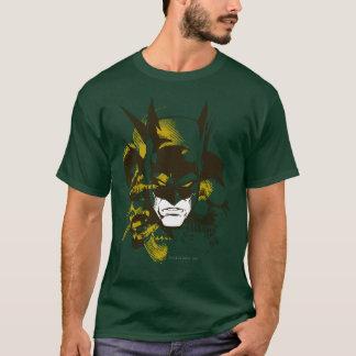 T-shirt Capot et crânes de Batman