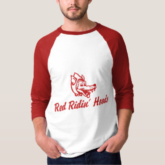 T-shirt Capots rouges de Ridin