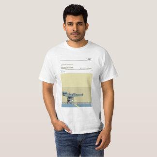 T-shirt Cappielow, Greenock. Maison de Greenock Morton