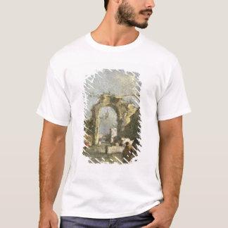 T-shirt Capriccio - ruines, XVIIIème siècle