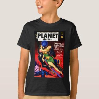 T-shirt Captif de l'étoile de voleurs