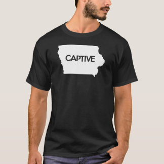 T-shirt Captif IA de l'Iowa