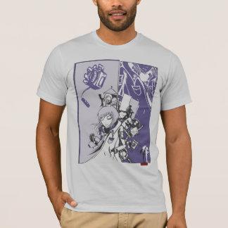 T-shirt Capture - raisin