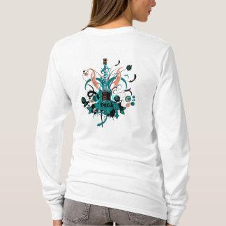 T-Shirt capuche Rock