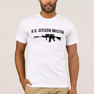 T-shirt Carabine de la milice M4