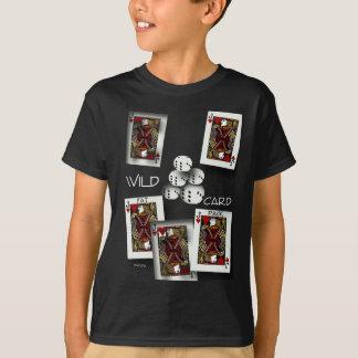 T-shirt Caractère d'ambiguité (pour l'habillement foncé)