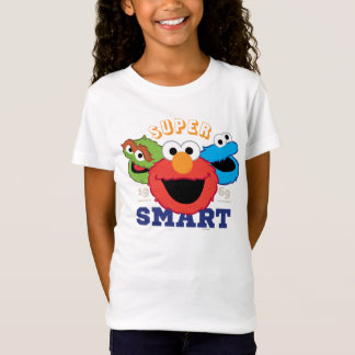 T-Shirt Caractères futés superbes