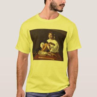 T-shirt Caravaggio - le joueur de luth