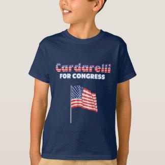 T-shirt Cardarelli pour le drapeau américain patriotique
