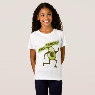 T-Shirt Cardio- avocat de bande dessinée d'Avo