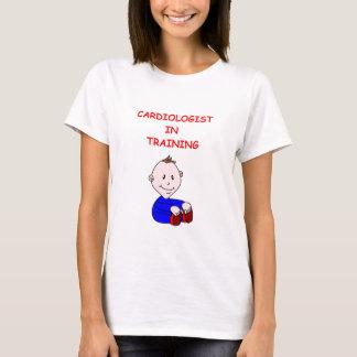 T-shirt cardiologue de cardiologie