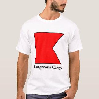 T-shirt Cargaison dangereuse