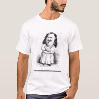 T-shirt Caricature de Honore de Balzac