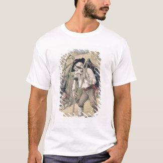 T-shirt Caricature de la défaite de Crispi