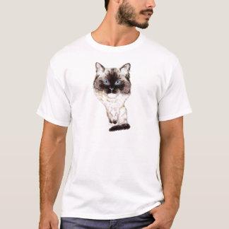 T-shirt Caricature de Ragdoll