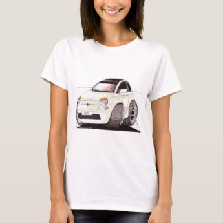 T-shirt Caricature Fiat 500 façon tuning !