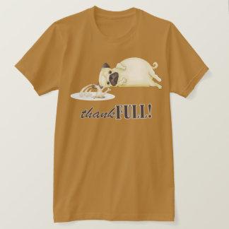 T-shirt Carlin de thanksgiving